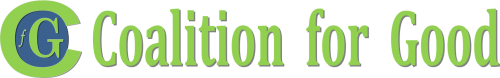 Coalition for Good Retina Logo